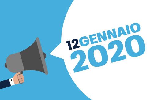 Retribuzioni da pagare entro il 12 gennaio 2020: perché occorre prestare molta attenzione